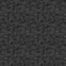 629 - Листя чорне (глянець) - ТЕКСТУРА