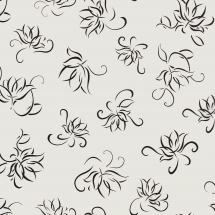 635 - Білі хризантеми (глянець) - ТЕКСТУРА